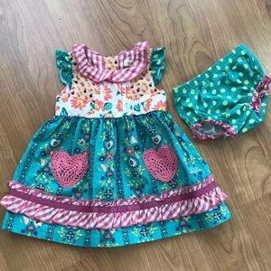 Matilda Jane sweetheart Dress